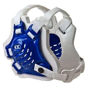 Cliff Keen Tornado Wrestling Headgear Royal Blue White White