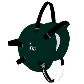 Cliff Keen Signature Headgear Dark Green Black