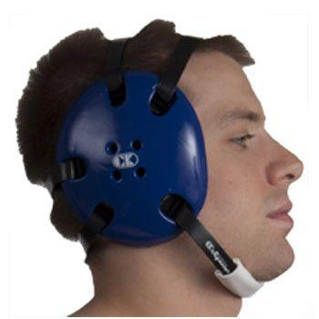 Cliff Keen Signature Headgear Royal Blue Black