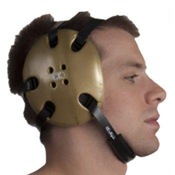 Cliff Keen Gold Black Signature Wrestling Headgear
