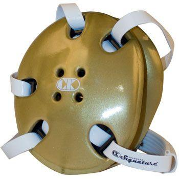 Cliff Keen Signature Headgear Vegas Gold White