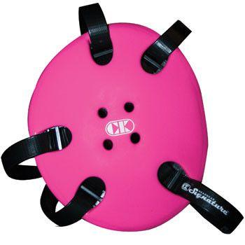 Cliff Keen Signature Headgear Pink Black