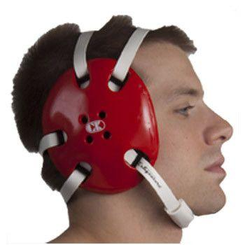 Cliff Keen Signature Headgear Red White