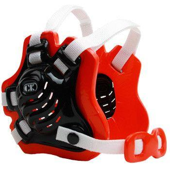 Cliff Keen Tornado Wrestling Headgear Black Orange White