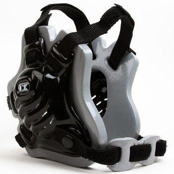Cliff Keen Tornado Wrestling Headgear Black Silver Black