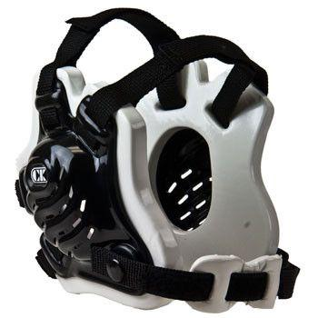 Cliff Keen Tornado Wrestling Headgear Black White Black