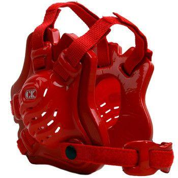 Cliff Keen Tornado Wrestling Headgear Red Red Red