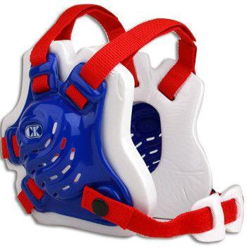 Cliff Keen Tornado Wrestling Headgear Royal Blue White Red