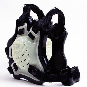Cliff Keen Tornado Wrestling Headgear Translucent Black Black