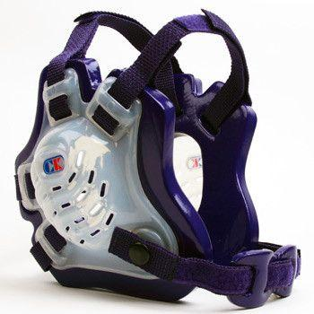Cliff Keen Tornado Wrestling Headgear Translucent Purple Purple