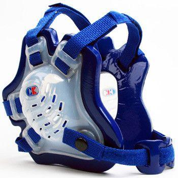 Cliff Keen Tornado Wrestling Headgear Translucent Royal Blue Royal Blue