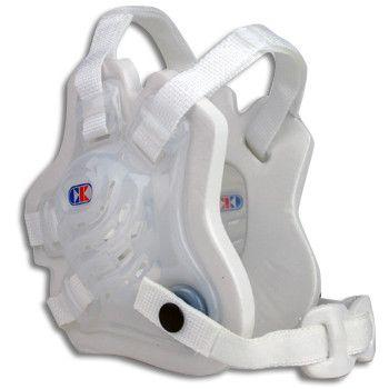 Cliff Keen Tornado Wrestling Headgear Translucent White White