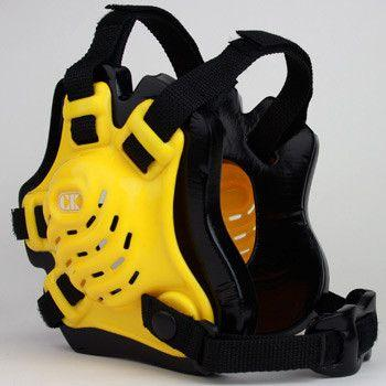 Cliff Keen Tornado Wrestling Headgear Light Gold Black Black