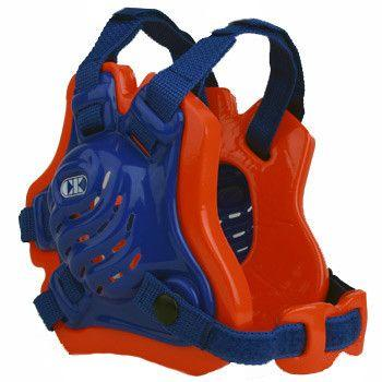 Cliff Keen Tornado Wrestling Headgear Royal Blue Orange Royal Blue