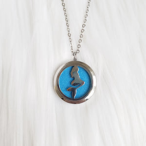 Mermaid Diffuser Necklace