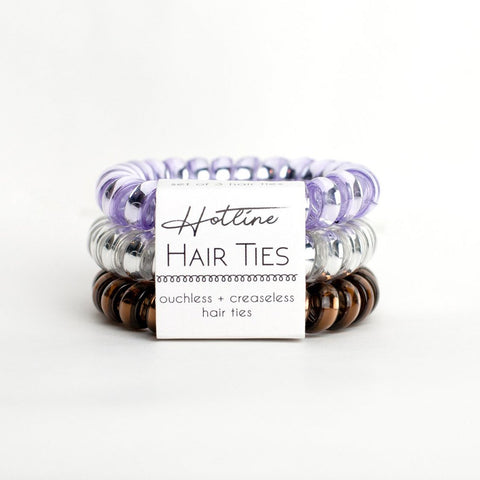 Lavender Crush Hotline Hairties