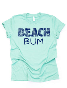 Beach Bum - Tee Shirt