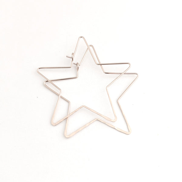 Gold Star Hoops