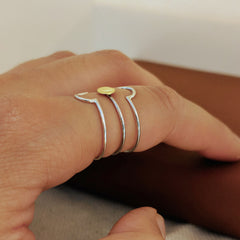 Arch Ring Collection