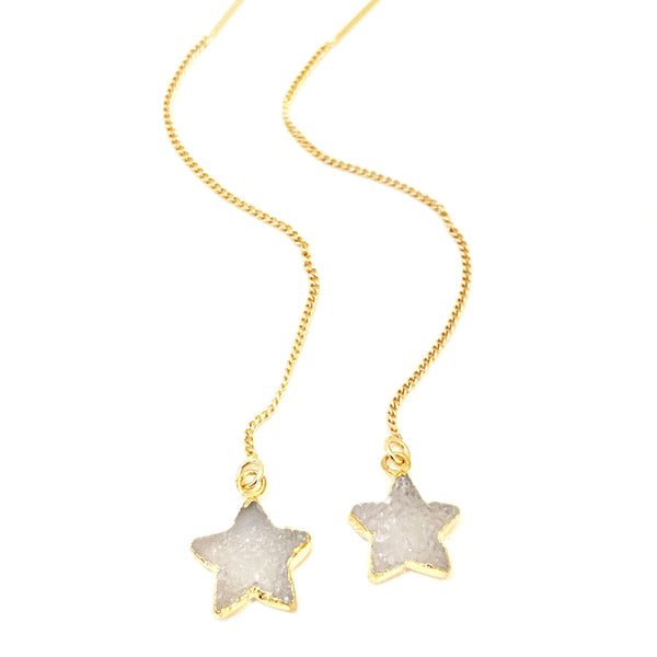 Gemstone Star Threaders