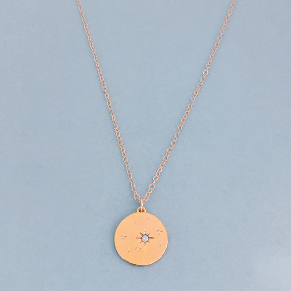 Capella Sky Necklace