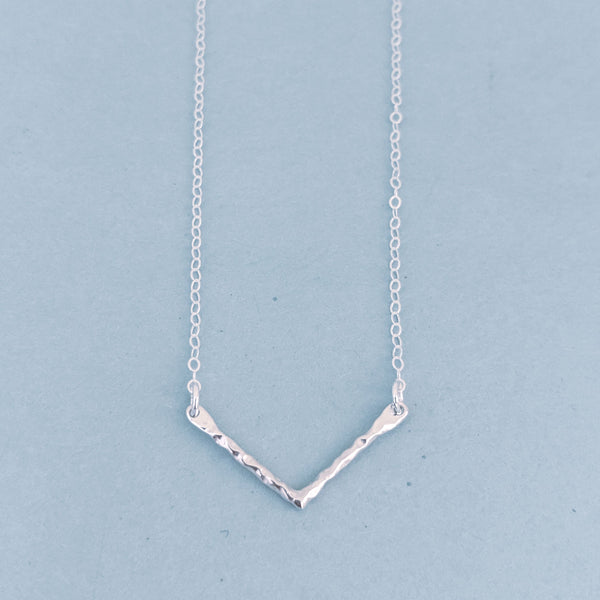 Pantheon Small Chevron Necklace