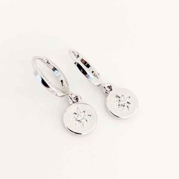 Vega Hugger Earrings