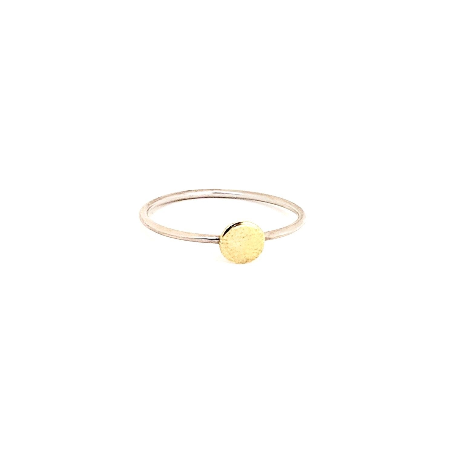 Delicate Circle Ring