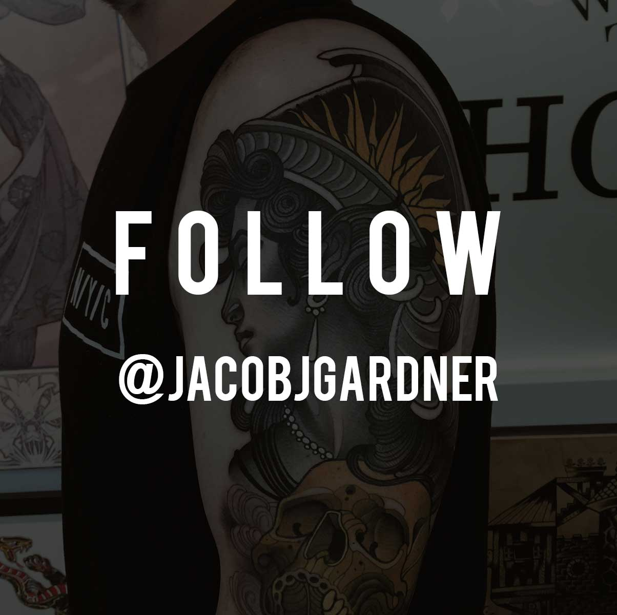 FOLLOW - JACOB GARDNER
