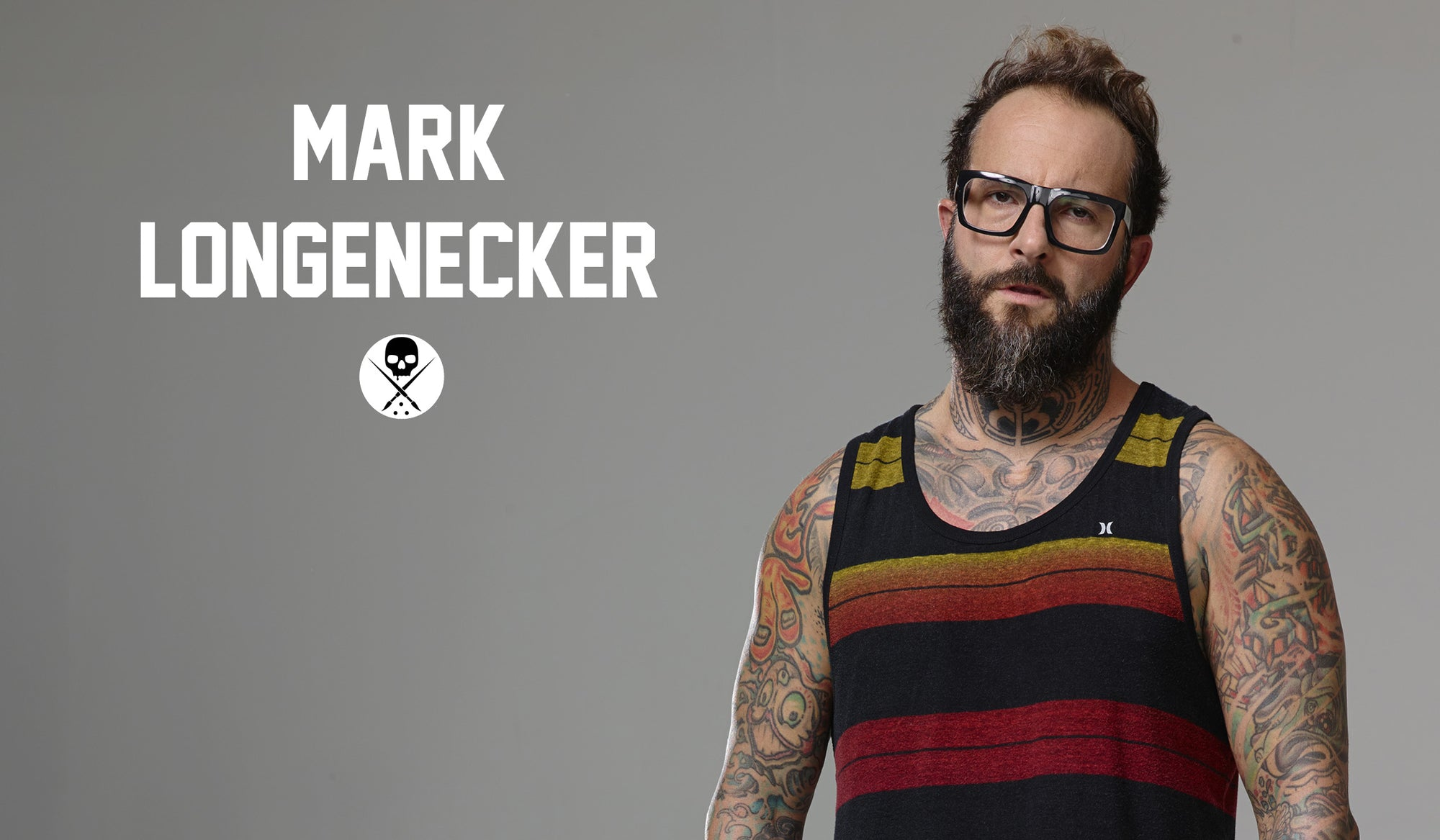 Mark Longenecker - Tattoo Artist Shirt Series