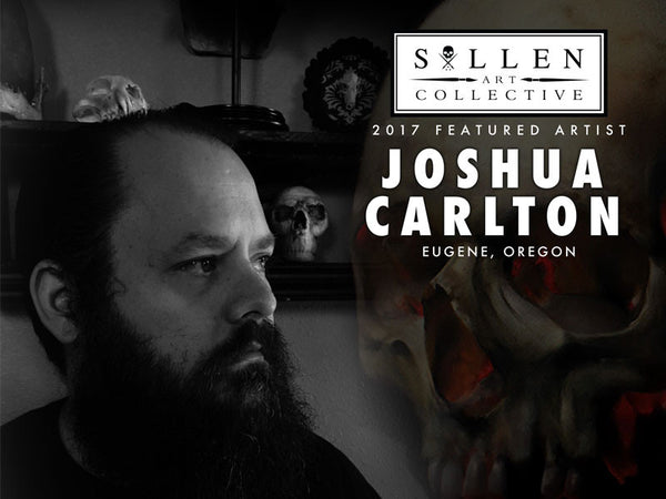 JOSHUA CARLTON TATTOO ARTIST SHIRTS SERIES