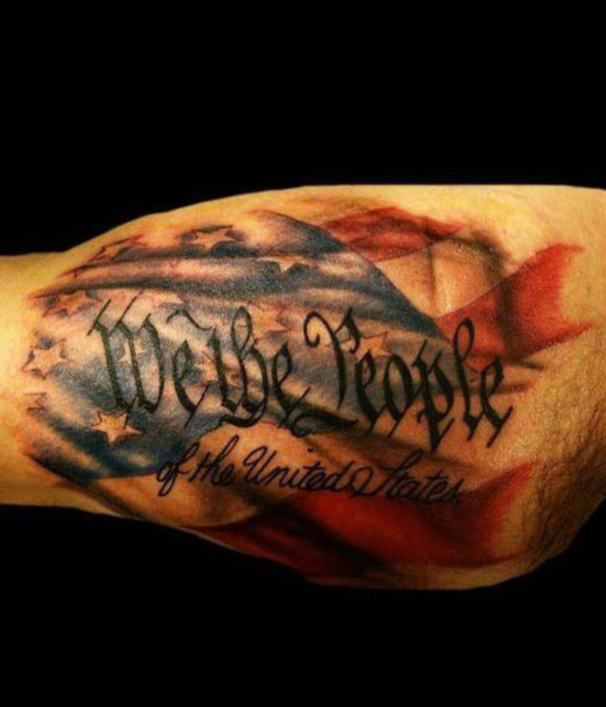 Top 10 patriotic american tattoos sullen art co for Best tattoo artists in america