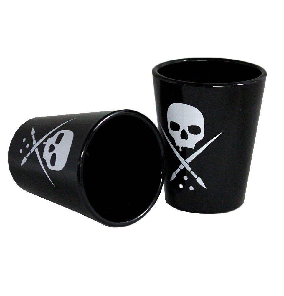 Badge Shot Glass Set - Sullen Clothing