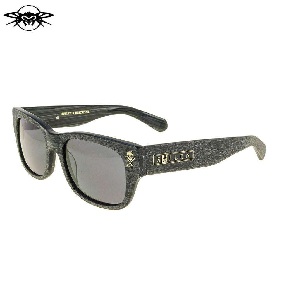 Next Chapter Sunglasses Gray - Sullen Clothing