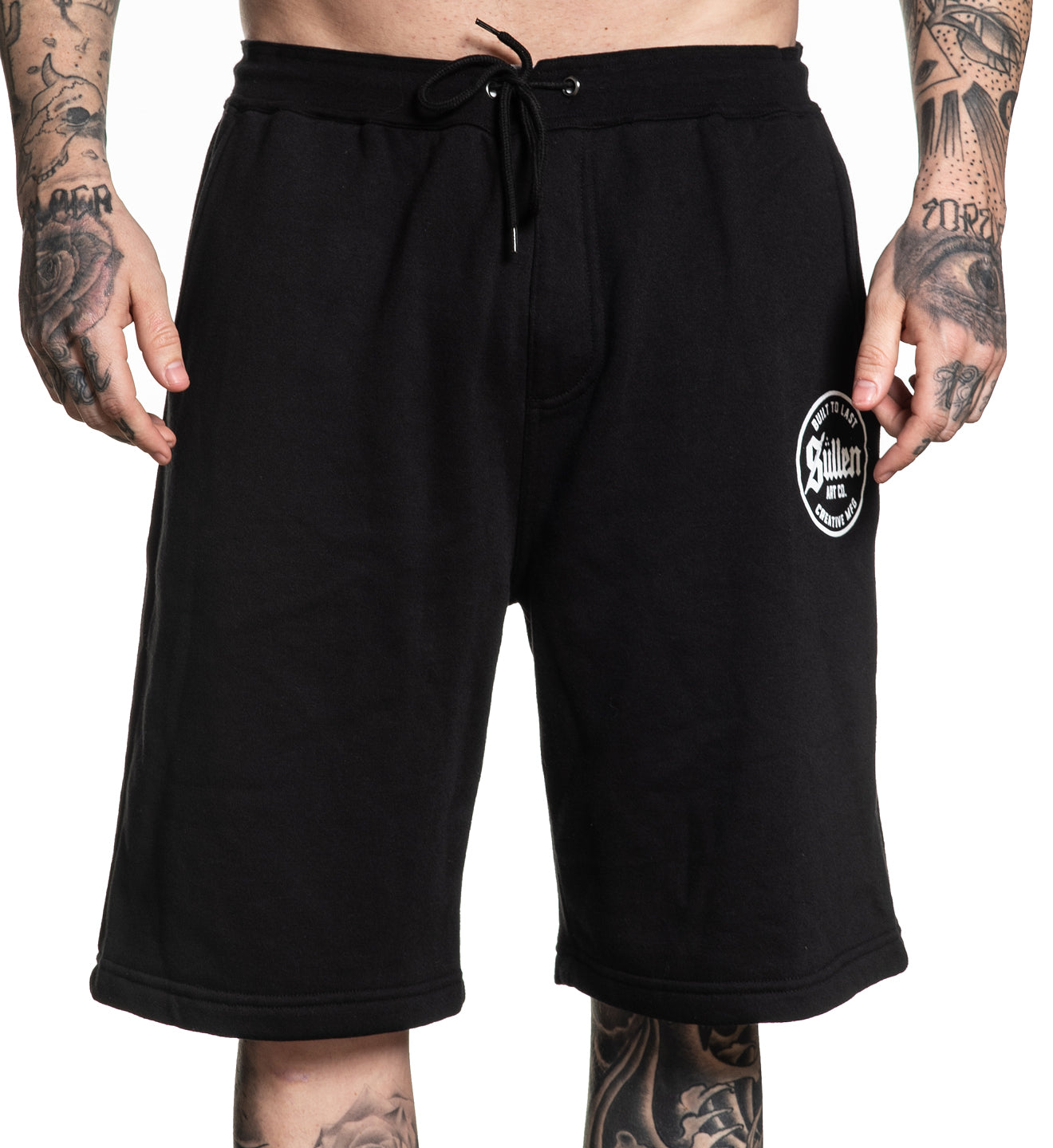 Chill Shorts Black
