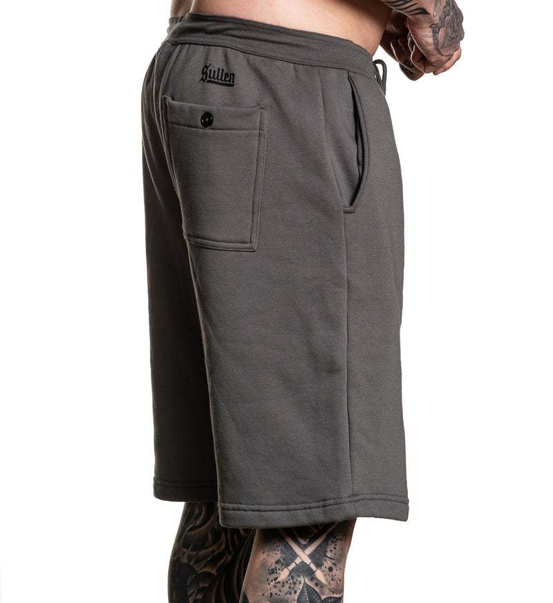 Chill Shorts Grey