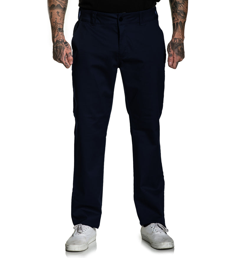 925 Relaxed fit Chino Stretch Pant Dark Navy
