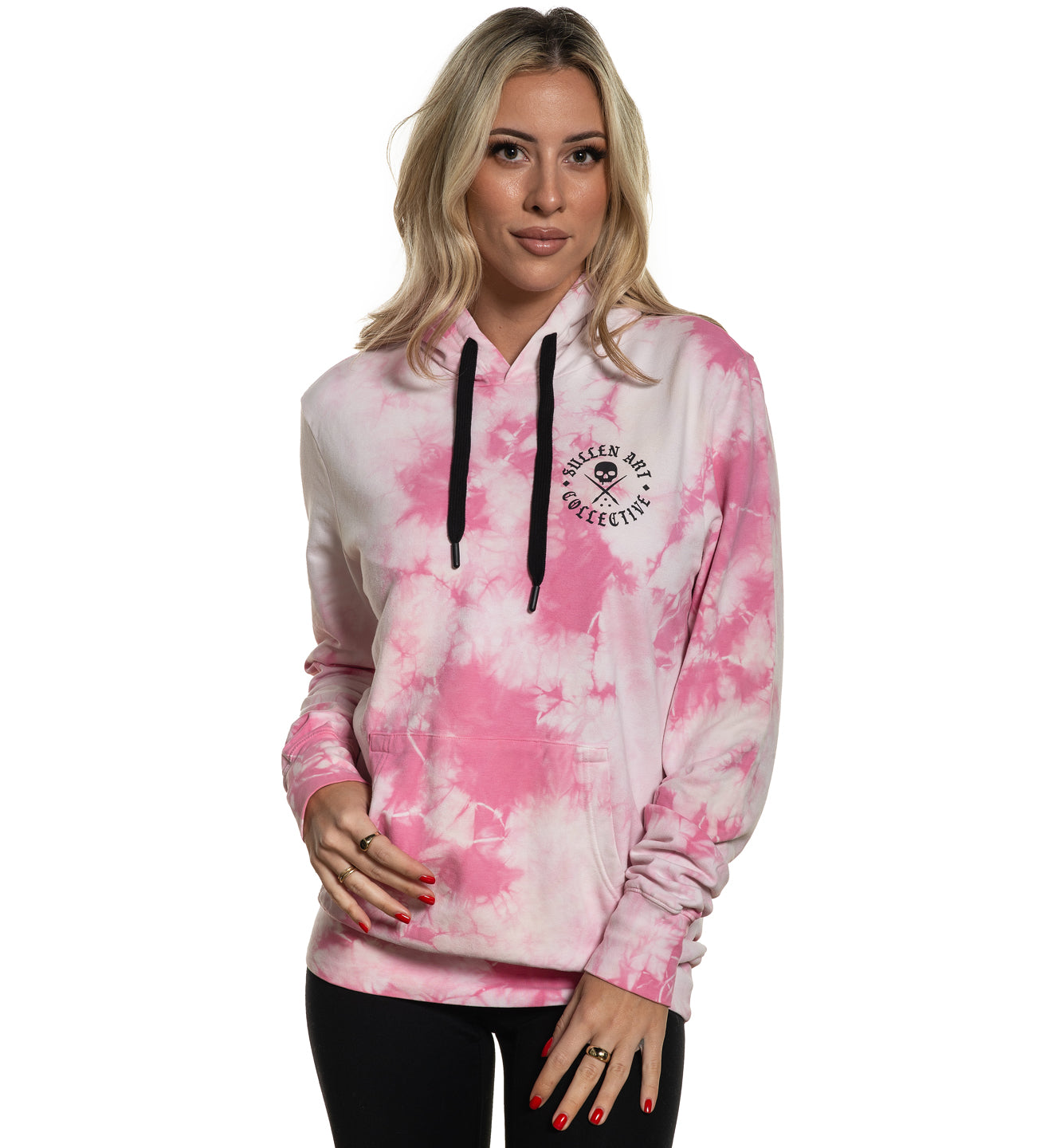 Angel BOH Pullover Flamingo Pink