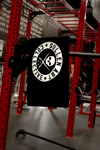 Gym Rat Towel