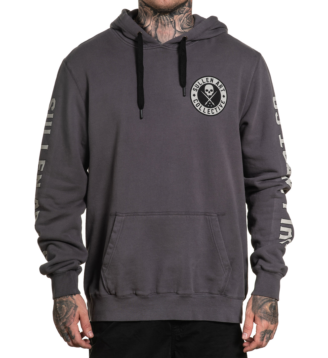 Boh Pullover Dark Gray