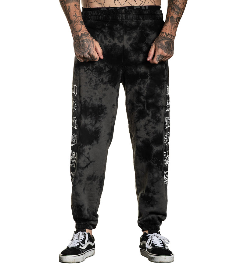 Richie Stacked Sweatpant