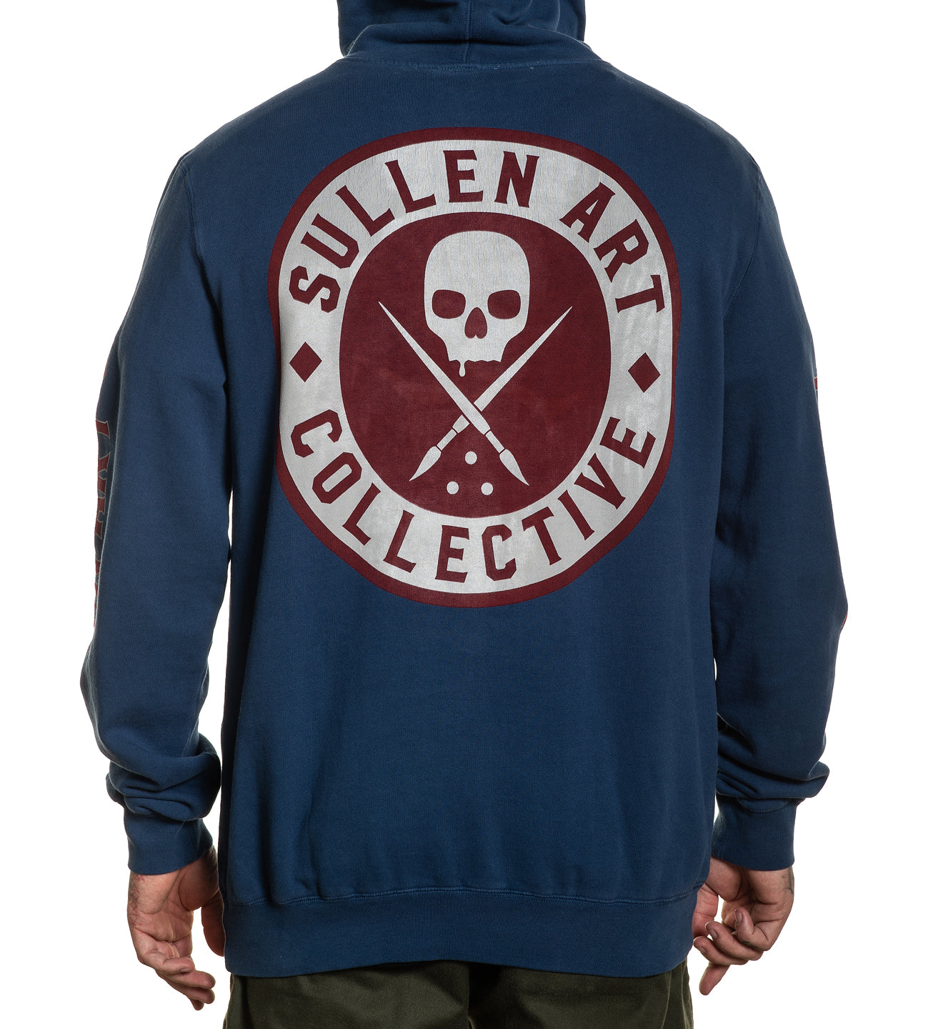 Boh Pullover Blueberry