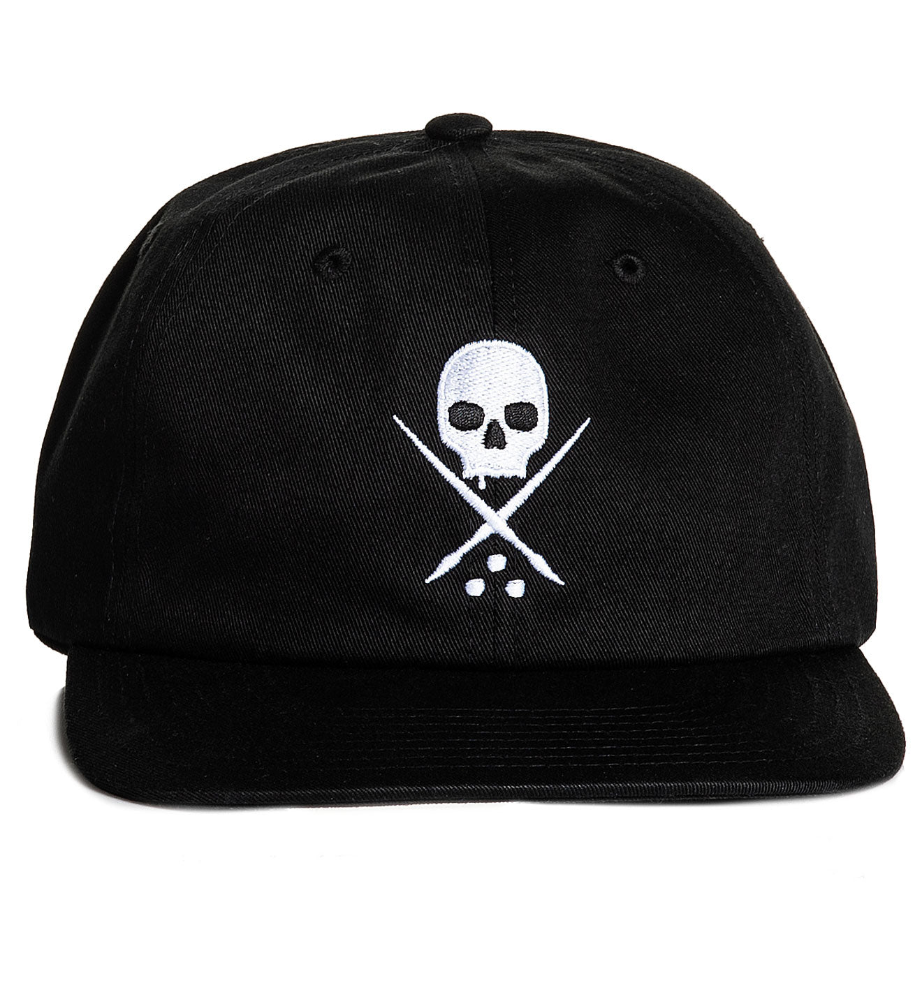 Boh Dad Hat Black