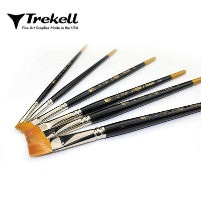 Trekell Bright Brush Set