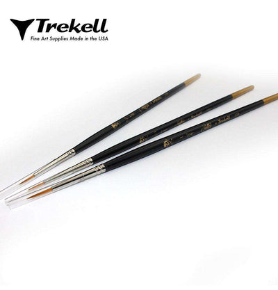 Trekell Liner Brush Set