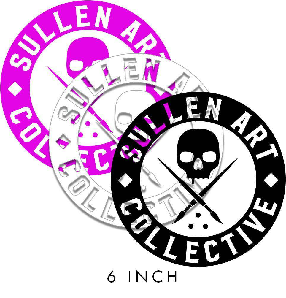 BOH Die Cut Sticker 6in - Sullen Art Co.