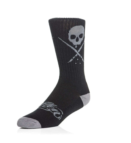 Standard Issue Socks Black/Gray