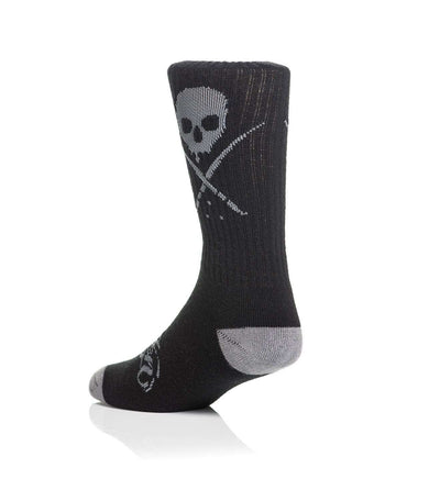 Standard Issue Socks Black/Gray - Sullen Art Co.