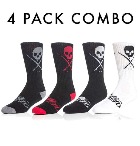 Standard Issue Socks 4 Pack