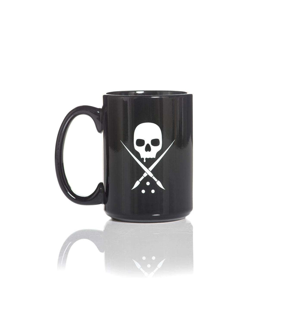 Badge Coffee 15oz Mugs - Sullen Clothing